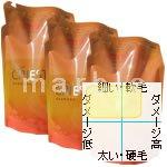 ヘアクリエステ シャンプー フルーツ(詰替500ml)[橙]の商品画像