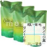 ヘアクリエステ シャンプー ボタニカル(詰替500ml)[緑]の商品画像